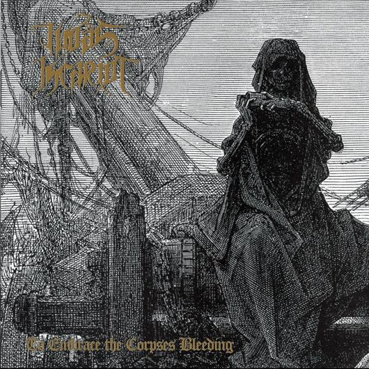 JUDAS ISCARIOT To Embrace The Corpses Bleeding US CD Iron