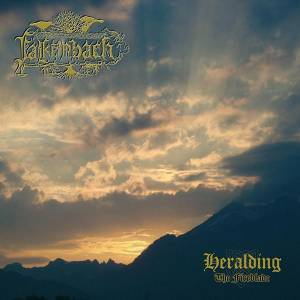 "FALKENBACH ""Heralding - the Fireblade"" Gatefold LP"