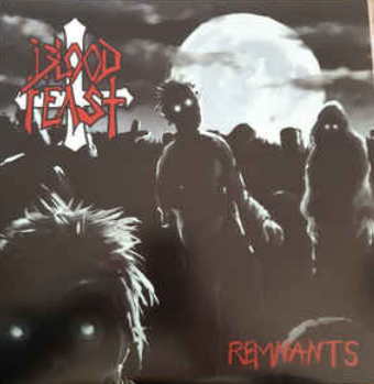"BLOOD FEAST ""Remnants"" US-Double LP"