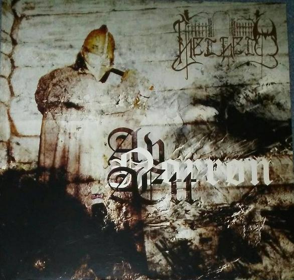 """HELHEIM """"Av Norron Aett"""" Gatefold LP"""
