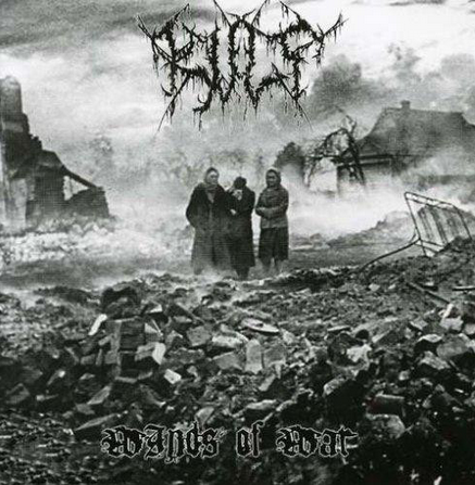 "KULT ""Winds Of War"" CD"