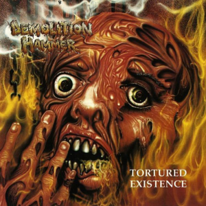 "DEMOLITION HAMMER ""Tortured Existence"" CD"
