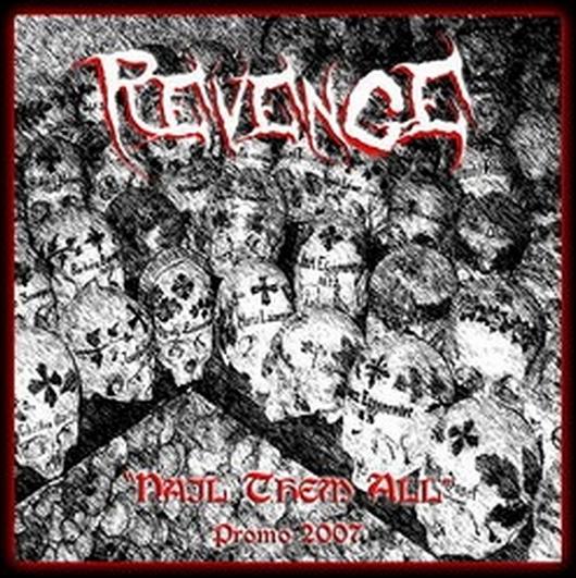 """REVENGE (Gr) """"Nail Them All"""" EP"""