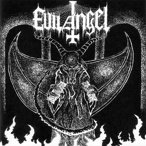 "EVIL ANGEL (Fin) ""Unholy Fight for Metal"" CD"