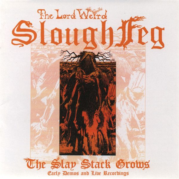 THE LORD WEIRD SLOUGH FEG DOUBLE CD