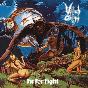 "WITCHCROSS ""Fit for Fight"" US-CD"