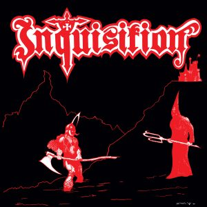 "INQUISITION ""Anxious Death/ Forever Under"""