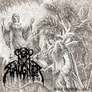 """NUNSLAUGHTER """"The Devils Congeries - Volume 1"""""""