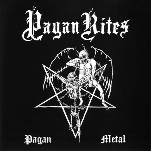 PAGAN RITES Pagan Metal