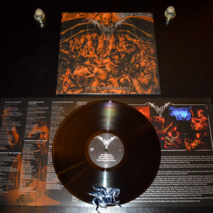 MORTEM Deinos LP Black