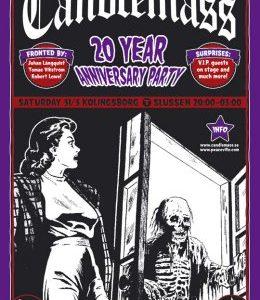 Candlemass DVD
