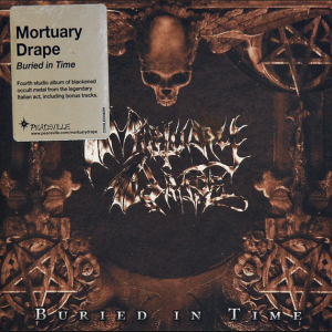 """MORTUARY DRAPE """"Buried in Time"""""""