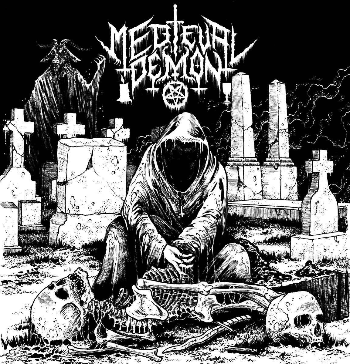 Medieval Demon Medieval Necromancy Cd Iron Pegasus Records