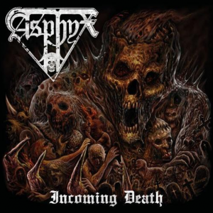 "ASPHYX ""Incoming Death"" (Ltd. CD+DVD Mediabook incl. stickers)"
