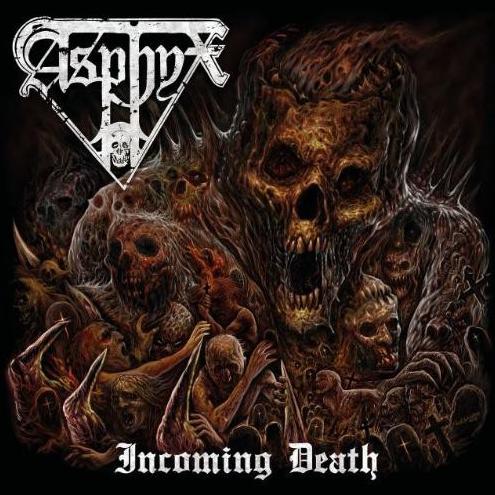 "ASPHYX ""Incoming Death"" (Ltd. CD+DVD Mediabook incl. stickers)"