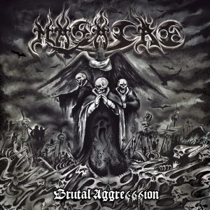 "MASACRE (Col) ""Brutal Aggre666ion"""