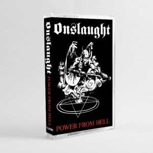 "ONSLAUGHT ""Power from Hell"" MC"