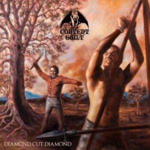 "CONVENT GUILT "" Diamond Cut Diamond"" LP"