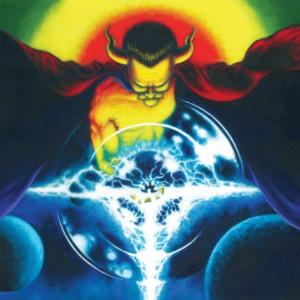 """MAUSOLEUM GATE """"Into A Dark Divinity"""" LP"""