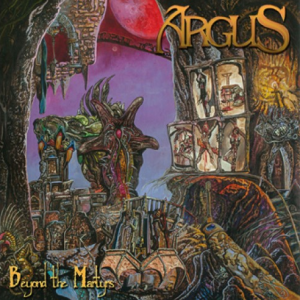 "ARGUS ""Beyond the Martyrs"" CD"