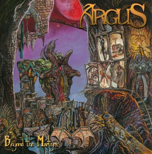 "ARGUS ""Beyond the Martyrs"" CD"