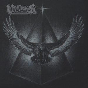 """VULTURES VENGEANCE """"LYRIDS: Warning From The Reign Of The Untold """" 7 """"EP"""