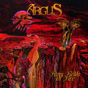 "ARGUS ""From Fields Of Fire"" CD"