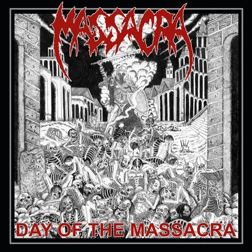 "MASSACRA ""Day of the Massacra"""