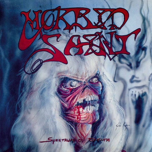 "MORBID SAINT ""Spectrum of Death"""