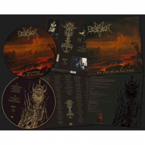 "DESASTER ""The Oath of an Iron Ritual"" LP PICTURE"