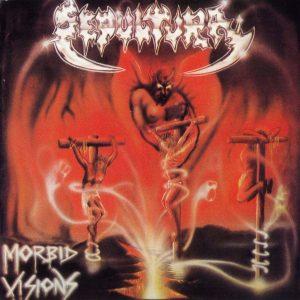 """SEPULTURA """"Morbid Visions / Bestial Devastation"""""""