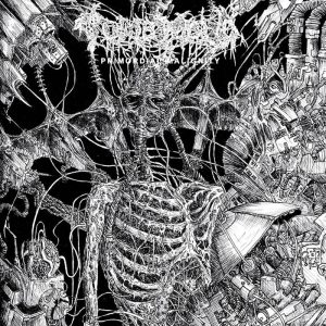 "TOMB MOLD ""Primordial Malignity"""
