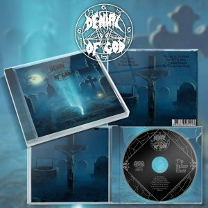"DENIAL OF GOD ""The Hallow Mass"" CD"