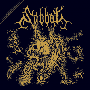 "SABBAT ""Fetishism"" LP (new 2019 version)"