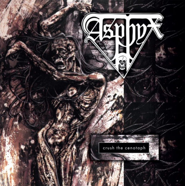 "ASPHYX ""Crush the Cenotaph"" MCD"