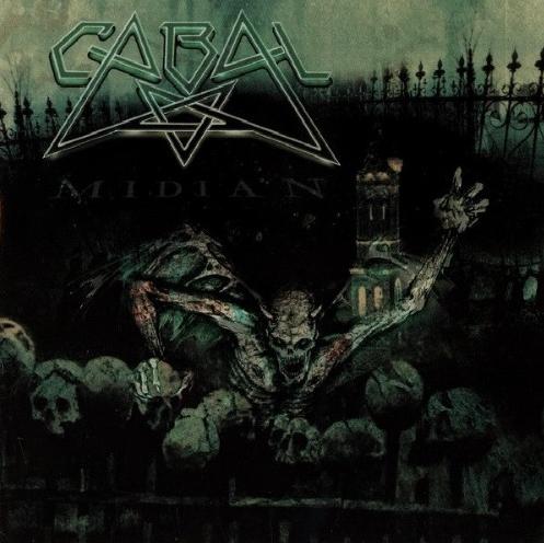 "CABAL ""Midian"" CD"