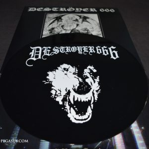 DESTROYER 666 Terror etched