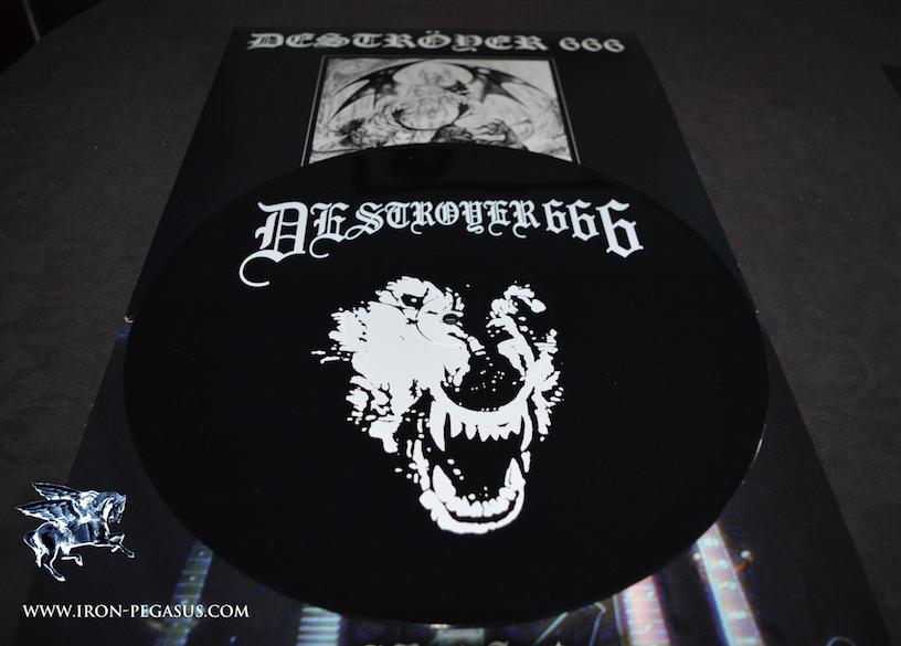 DESTROYER 666 Terror etched