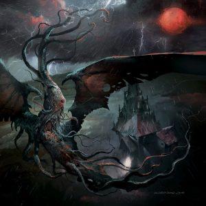 """SULPHUR AEON """"The Scythe Of Cosmic Chaos"""""""