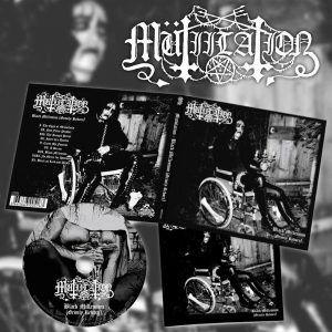 "MUTIILATION ""Black Millenium (Grimly Reborn)"" CD"