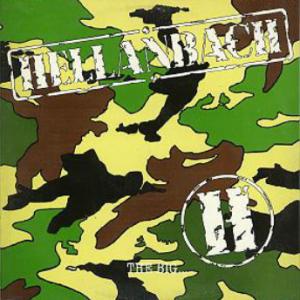 """HELLANBACH """"The Big H"""" LP"""