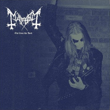"""MAYHEM """"Out from the Dark"""" LP"""