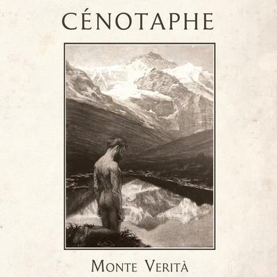 """CÉNOTAPHE """"Monte Verità"""" LP + Booklet"""