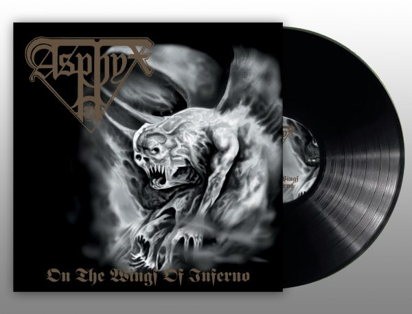 "ASPHYX ""On the Wings of Inferno"" Gatefold LP"
