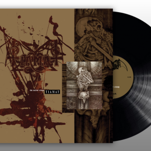 "TIAMAT ""The Astral Sleep"" Gatefold LP (Black Vinyl)"