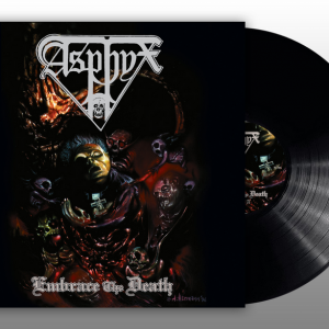 "ASPHYX ""Embrace the Death"" Gatefold LP"